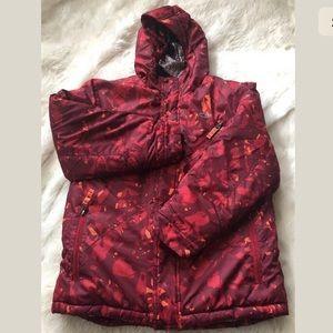 C9 Champion ski snowboard jacket girls 8/10